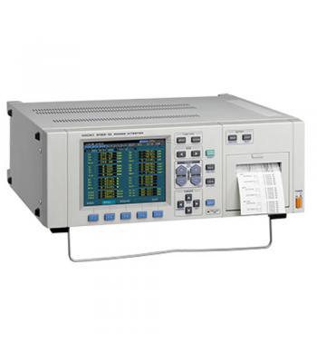 Hioki 3193 [3193-10] 6-Channel Benchtop Power Analyzer