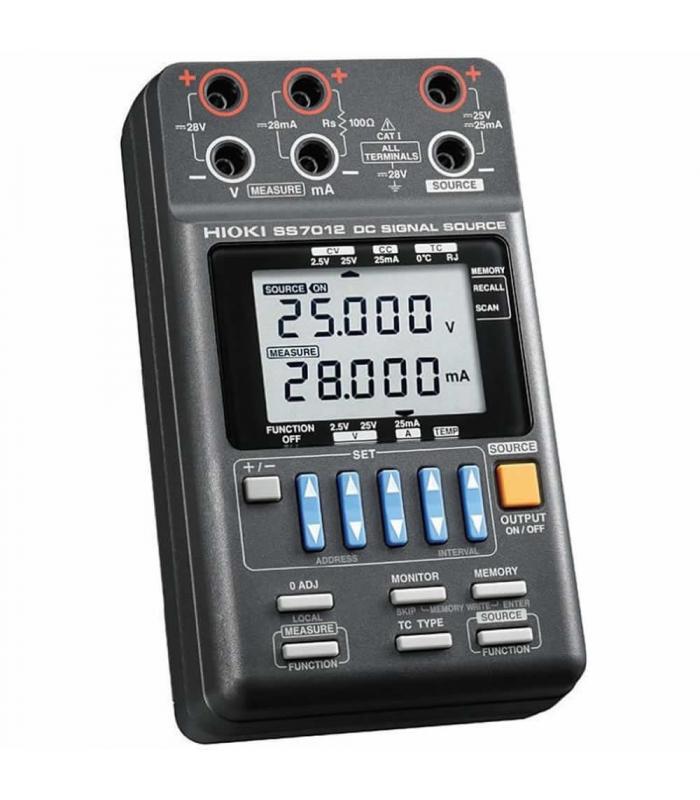 Hioki SS7012 [SS7012] Multi-function Process Calibrator