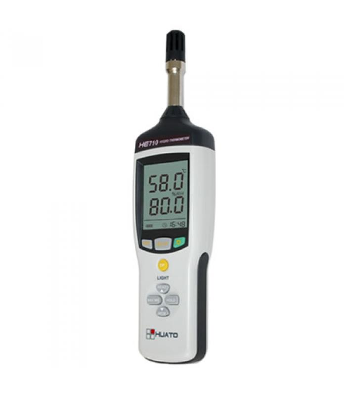 HUATO HE710 Series [HE710-TH] Handheld Thermometer Hygrometer with Internal Sensor