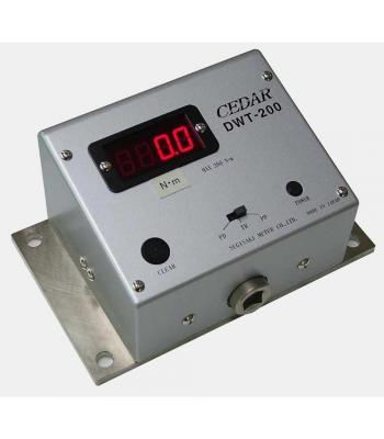 Imada CEDAR DWT-200 [DWT-200] Digital Torque Tester for Manual Torque Wrenches