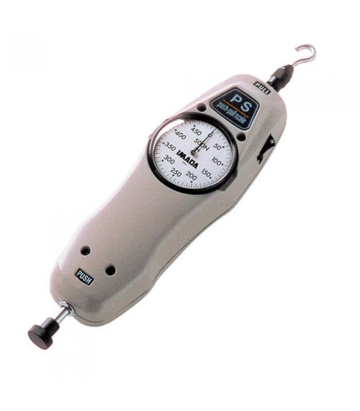 Imada PS-Series [PS-500N] Mechanical Force Gauge 500 N