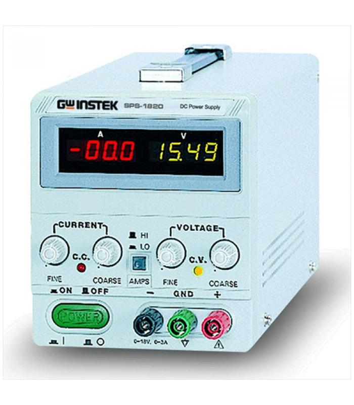 Instek SPS-3610 [SPS-3610] 360W Switching D.C. Power Supply