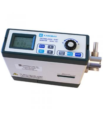 Kanomax 3521 Dust Monitor, 5µm and 10µm Impactor