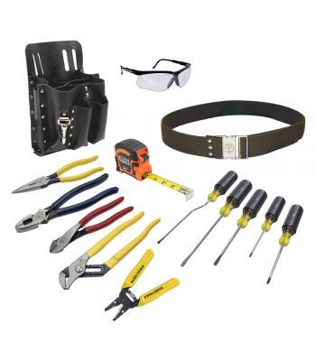 Klein Tools 80014 [KLE-80014] 14-Piece Electrician Tool Set