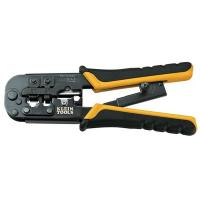 Klein Tools DV226-011-SEN [KLE-VDV226-011-SEN] Ratcheting Data Cable Crimper / Stripper / Cutter