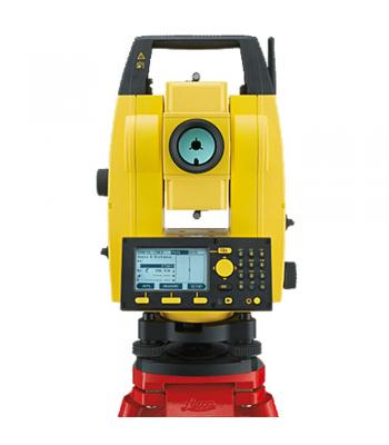 Leica Builder 500 Series Reflectorless Total Station