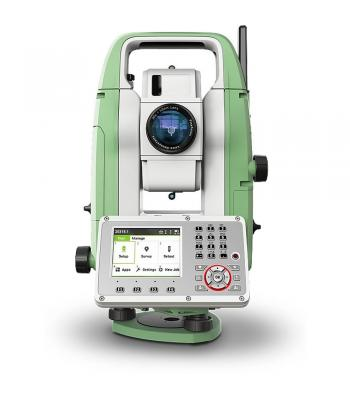Leica FlexLine TS07 Reflectorless Manual Total Station