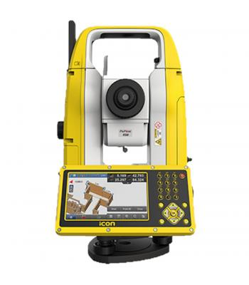 Leica iCON Builder 70 [ICON70] Manual Total Station