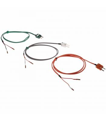 Martel 80036 [80036] R, S, N, B Thermocouple Wire Kit with 3 Types Mini Plugs