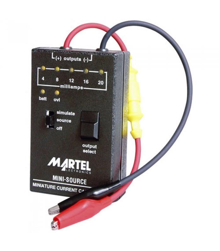 Martel MS-420 [19D4132] Mini-Source Loop Calibrator