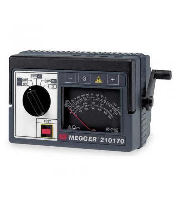 Megger 210170 Analog Insulation Resistance Tester