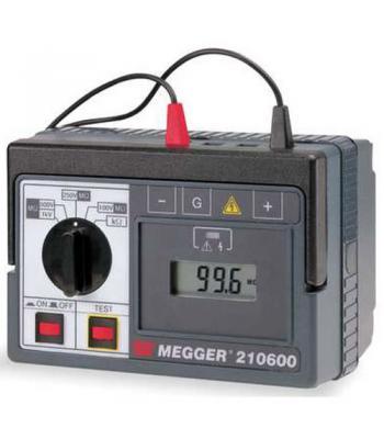 Megger 210600 Digital Insulation Resistance Tester