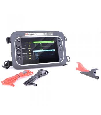 Megger TDR2000/3 [1007-069] Advanced Dual Channel Time Domain Reflectometer