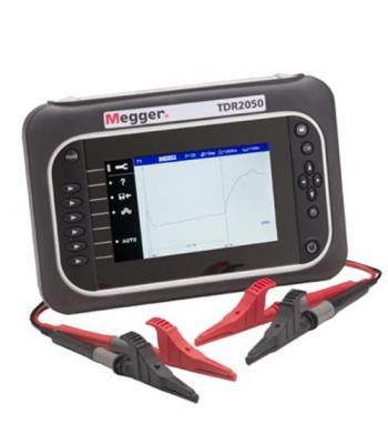 Megger TDR2050 [1005-023] Time Domain Reflectometer