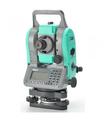 Nikon Nivo M+ [HNA30560] 5 Second Reflectorless Total Station with Optical Plummet
