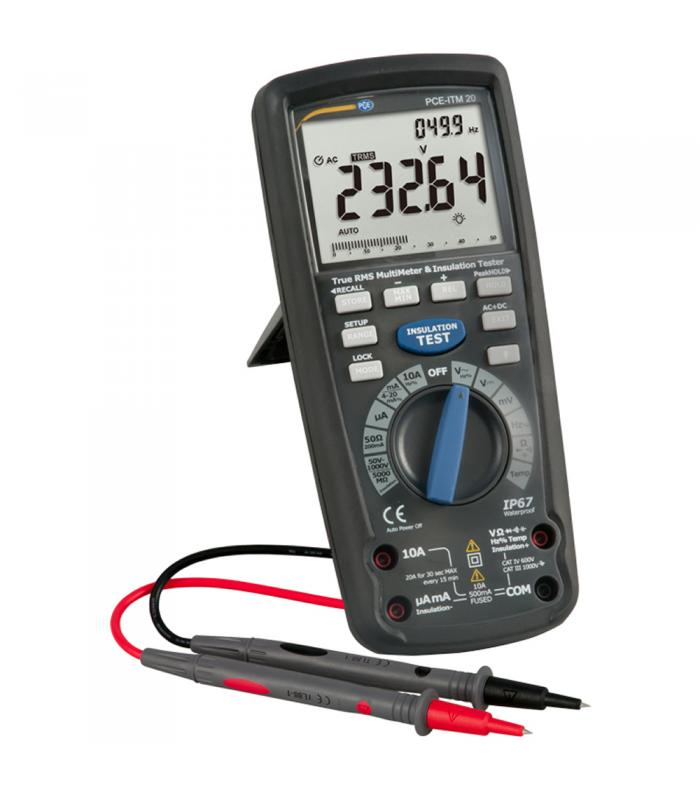 PCE Instruments PCE-ITM 20 [PCE-ITM 20] Digital Multimeter