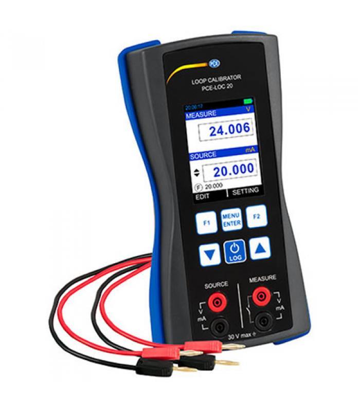 PCE Instruments PCE-LOC 20 [PCE-LOC 20] Current/Voltage Data Logger