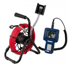 PCE Instruments PCEVE380N [PCE-VE 380N]  28mm Industrial Videoscope with 30 m / 98 ft. Long Cable on Reel