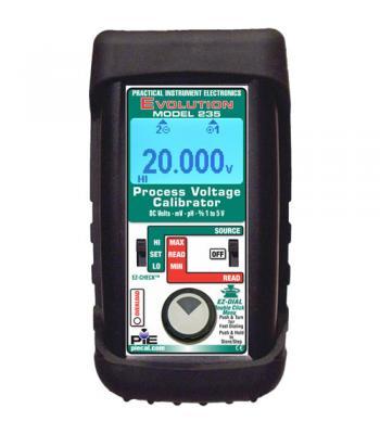 PIE 235 [PIE 235] Process Voltage Calibrator