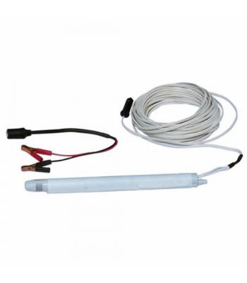 Proactive Supernova 70 [PSN-10000] Engineered Plastic Pump with 80' Wire Lead, Cigarette Plug & Battery Clamps