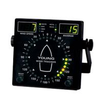 RM Young 06206H [06206H] Marine Wind Tracker Wind Speed & Direction Indicator, 230 VAC / 50-60 Hz Adapter