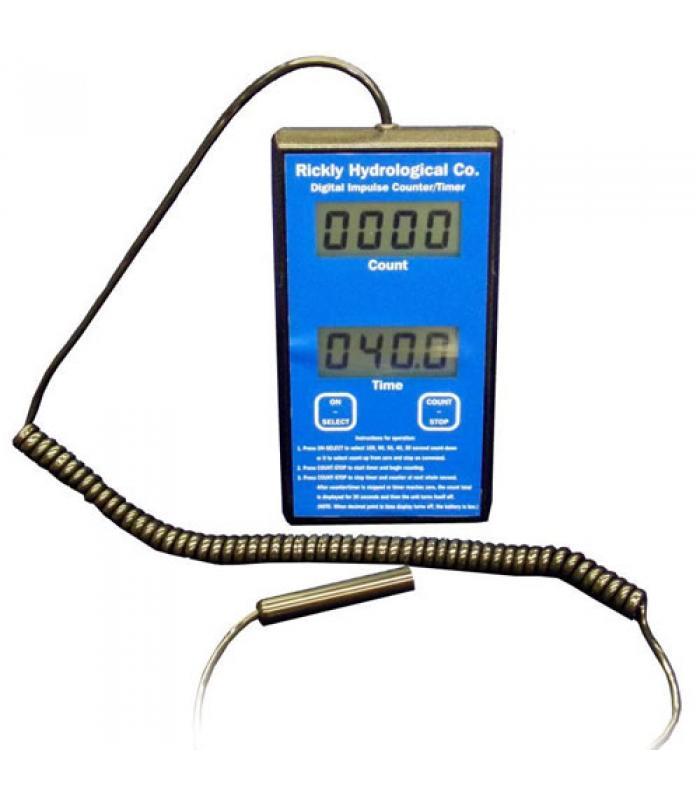 Rickly Hydrological 102-020 AquaPulse Impulse Counter Timer