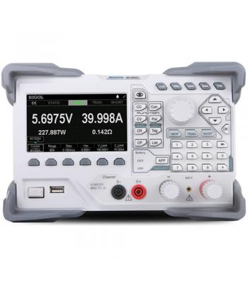 Rigol DL3021 [DL3021] 150V/40A/15kHz 200W Single Channel Programmable DC Electronic Load