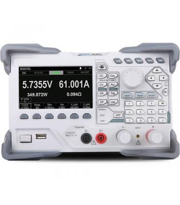 Rigol DL3031 [DL3031] 150V/60A/15kHz 350W Single Channel Programmable DC Electronic Load