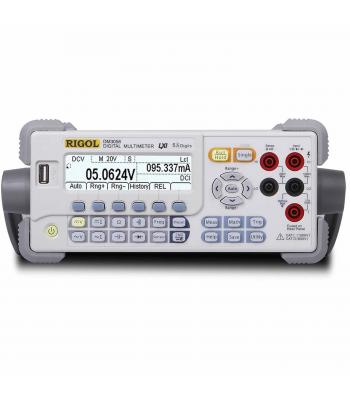 Rigol DM3000 [DM3058E] 5 1/2 Digit Low cost Benchtop Digital Multimeter with USB and RS-232 only
