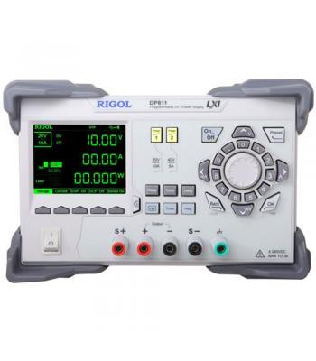Rigol DP811 [DP811] 200 W Dual Range Single Output Power Supply