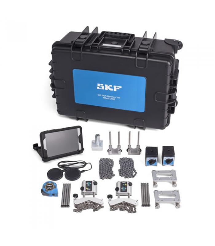 SKF TKSA 71/PRO Professional Wireless Laser Alignment Kit