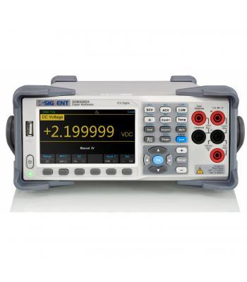 Siglent SDM3065X [SDM3065X-SC] 6 ½ Dual Display Digital Multimeter w/ Scanner Card