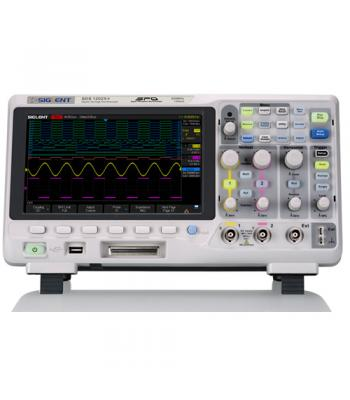 Siglent SDS1000X/X+ Series [SDS1102X+] 100 MHz 2 Channel Super Phosphor Oscilloscope