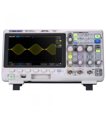 Siglent SDS1000X/X+ Series [SDS1202X] 200 MHz 2 Channel Super Phosphor Oscilloscope