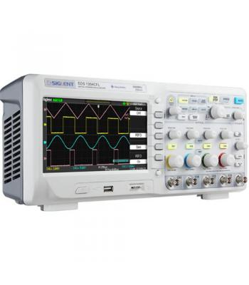 Siglent SDS1000CFL Series [SDS1074CFL] 70 MHz 4 Channel Digital Storage Oscilloscope