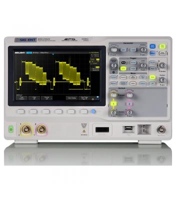 Siglent SDS2000X Series [SDS2072X] 70MHz 2-Ch Digital Oscilloscope