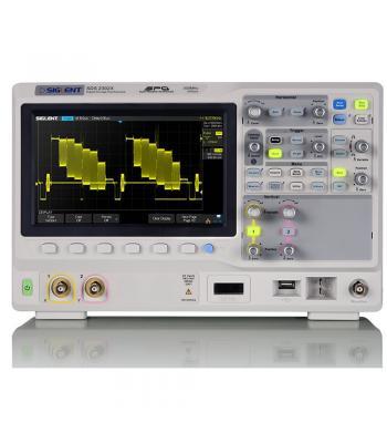 Siglent SDS2000X Series [SDS2202X] 200MHz, 2-Ch Digital Oscilloscope