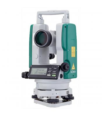 Sokkia DTx40 Series Dual Display Laser Digital Theodolite