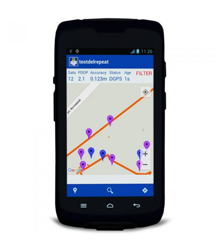 Spectra Precision MobileMapper 50 [107705-30] GIS GPS Receiver Wi-Fi Only