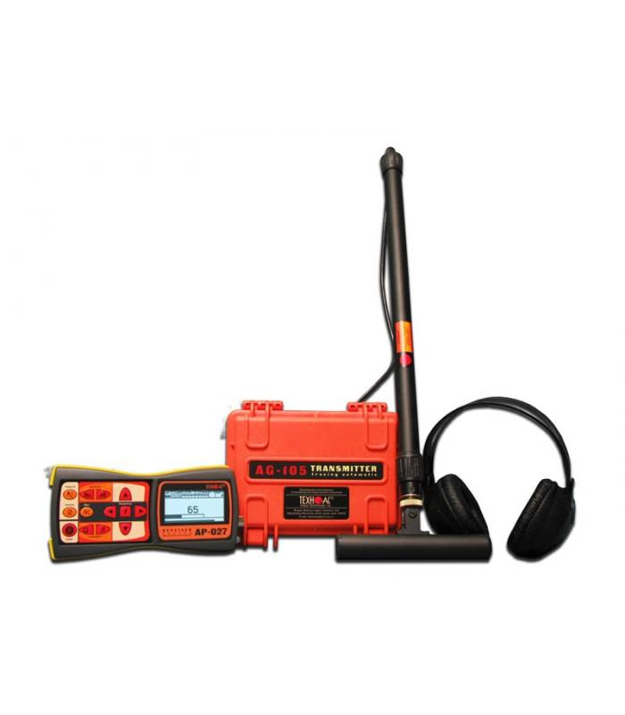 TECHNO-AC Success AG-438.15N [SUCCESS AG-438.15N] Digital Pipe and Cable Locator