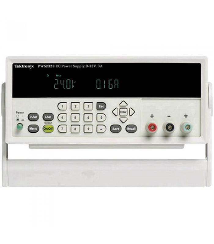 Tektronix PWS2000 [PWS2323] 32V/3A Manual DC Power Supply