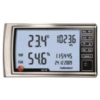 Testo 622 [0560 6220] Desktop Thermo-Hygrometer with Pressure Display 14.0° to 140.0 °F (-10 to +60 °C)