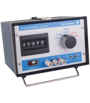 Time Electronics 1010 DC Voltage Calibrator