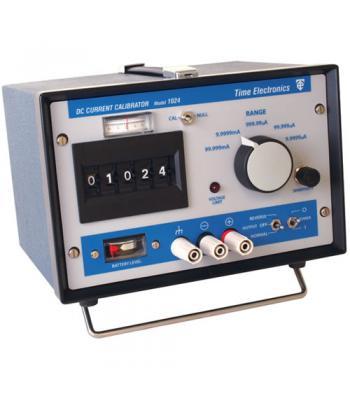 Time Electronics 1024 DC Current Calibrator