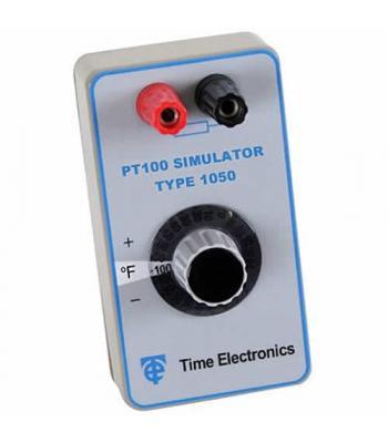 Time Electronics 1050 Class A °F PT100 Simulator