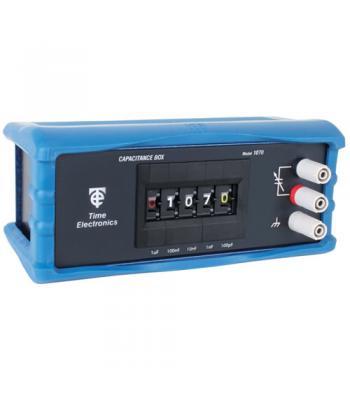 Time Electronics 1070 [1070] Capacitance Decade Box