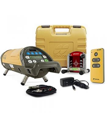 Topcon TP-L5B [329560112] Economy Red Beam Pipe Laser with LED Plumb