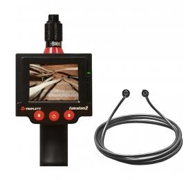 Triplett 8115 [8115-KITEXT6] Promo CobraCam 2 Inspection Camera with CC2-X6F Extension Cable 6''