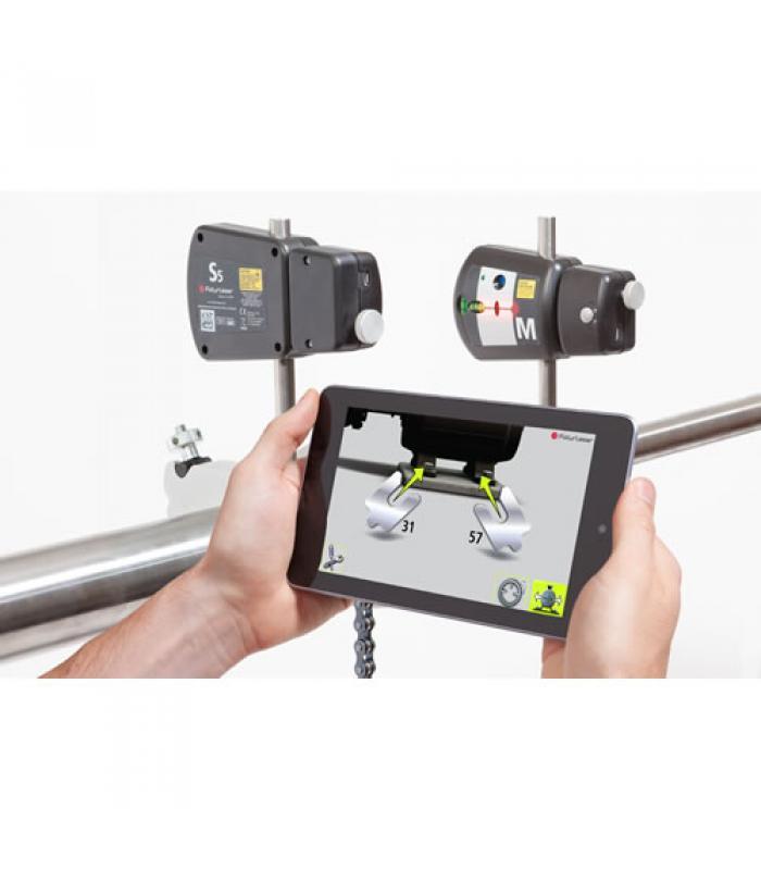 Vibralign Fixturlaser 100-L1 Laser Kit