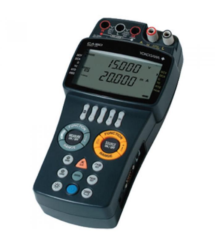 Yokogawa CA150 [CA150/SP1] Multifunction Calibrator with Accessory Package